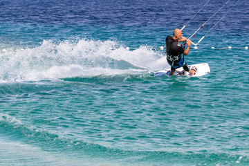 Kitesurfing, Chorwacja