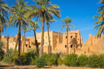 Garden Poster Morocco Architecture of Morocco