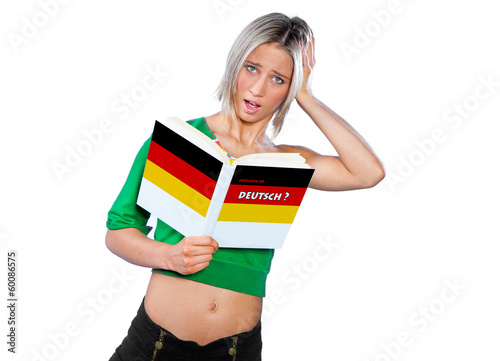 free german teen