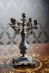 Vintage candlestick