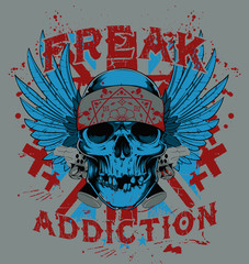Freak addiction