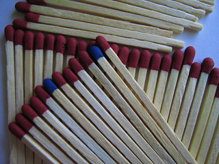 Wooden Safety Matchsticks