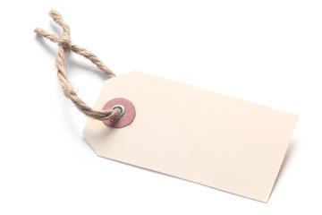 Blank Paper Label