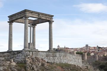 Mirador ciudad de Ávila