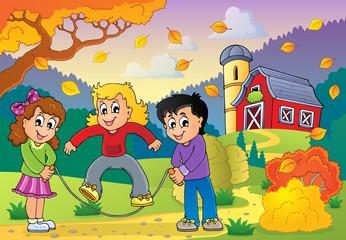 Autumn activity theme 3