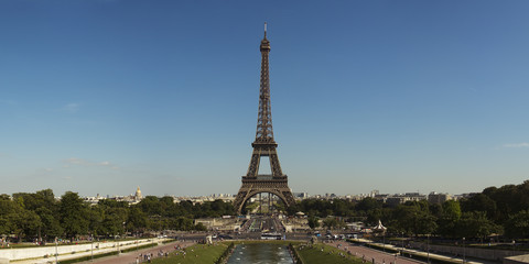 Eiffelturm Panorama
