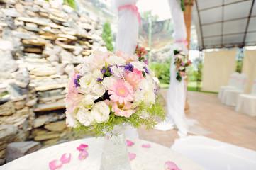 Elegant Bouquet in Vase