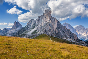 Beautiful, a breathtaking view - Dolomites, Italy