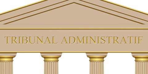 Fronton tribunal administratif