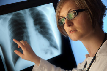 medizin lunge