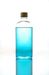 isopropyl alcohol bottle
