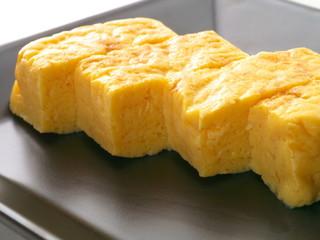 Printed kitchen splashbacks Egg 出し巻き玉子