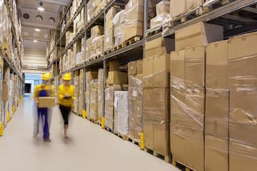 Warehouse control