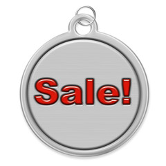 Metal Dog Tag Sale