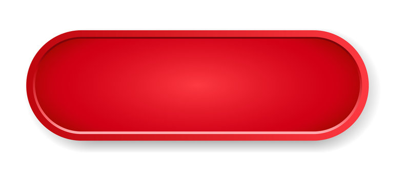 The glossy red button