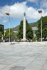 Christian Michelsen Statue, Bergen