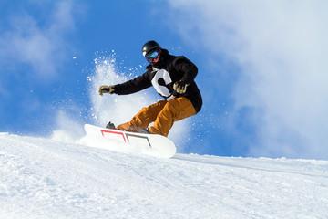 Fototapete - slalom