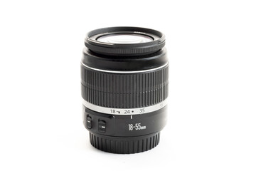 camera lens isolate