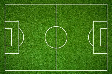 Football field plan