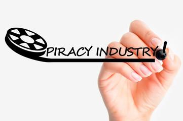 Pirating movie
