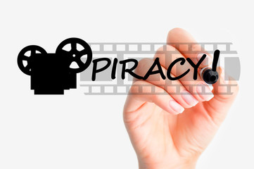 Pirating movie