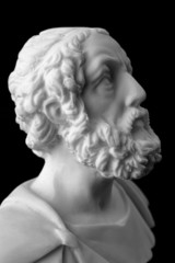 "Homer is the author of the poems, Iliad and Odyssey known as ""Ho"
