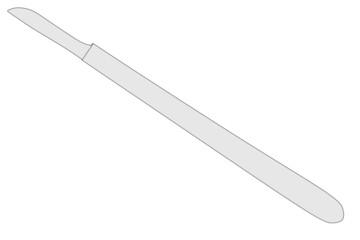 cartoon image of medical tool