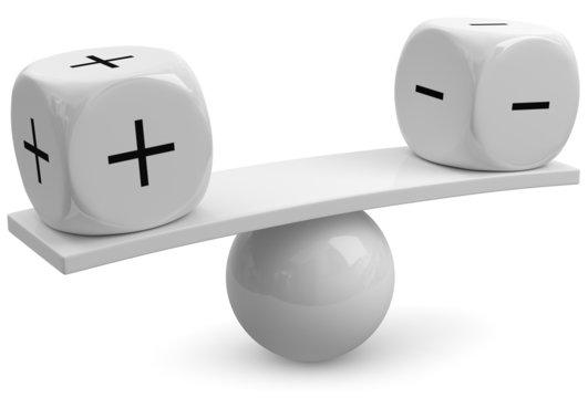 balance würfel