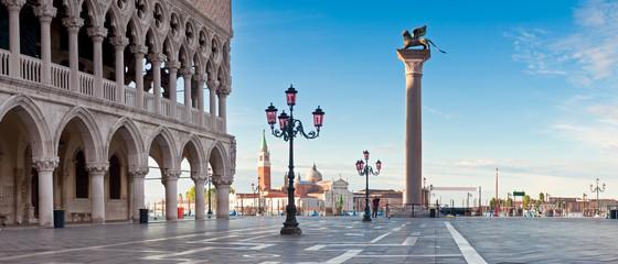 Foto op Plexiglas Venetie Beautiful San Giorgio Maggiore church, Venice.