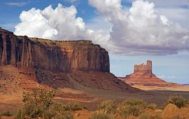 Wall Mural - Desert Valley of Arizona