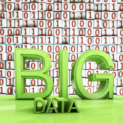 Big data - 3d Rendering