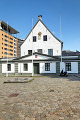 Altes Rathaus von Bergen