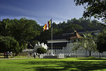 Kandy - Temple of the Tooth