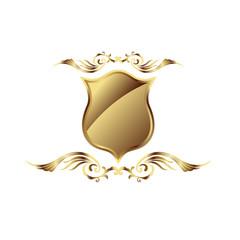 Crest Shield Simple