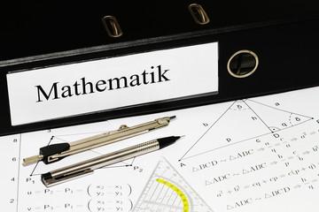 Mathematikordner