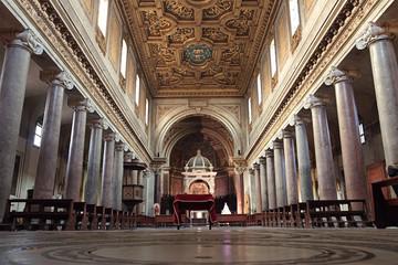 San Crisogono interior, Rome