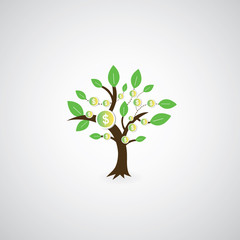 tree money symbol