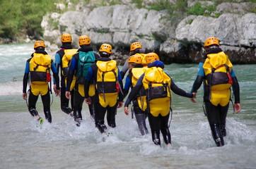hydrospeed - nage en eaux vives
