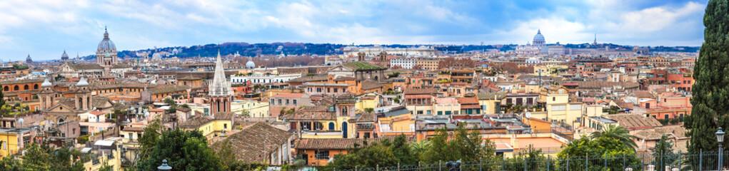 Poster de jardin Rome Italy. Rome. Rome skyline. Panorama