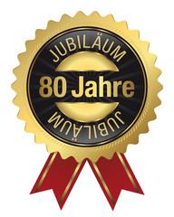 80 Jahre Jubiläum