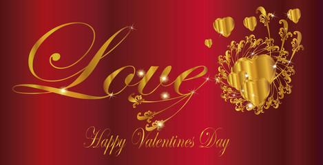 I Love You! (Greetings Card)