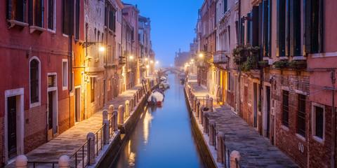 Fotomurales - Venedig bei Nacht