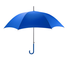 Obraz Blue Umbrella - fototapety do salonu