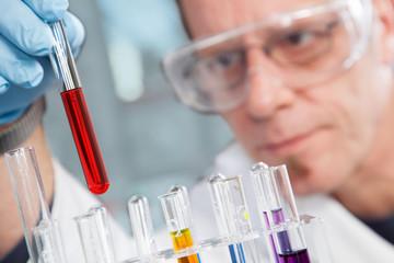 Chemical Liquid Examination