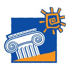 symbol of antiquity