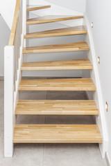 Treppenstufen Holztreppe