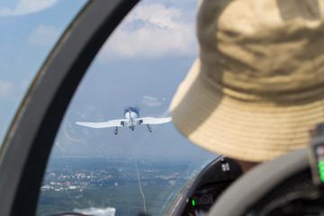 Flugzeugschlepp