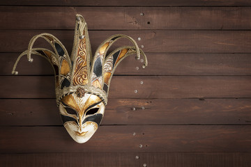 Venetian mask Wall mural