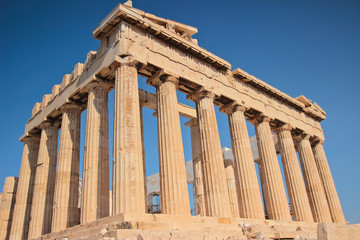 Acropolis in Athens, Parthenon
