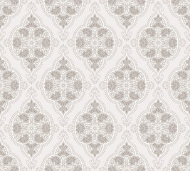 Traditional vector seamless background